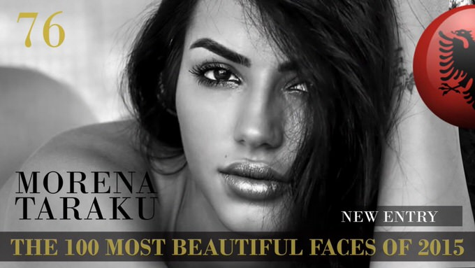 The 100 most beautiful faces 2015 76