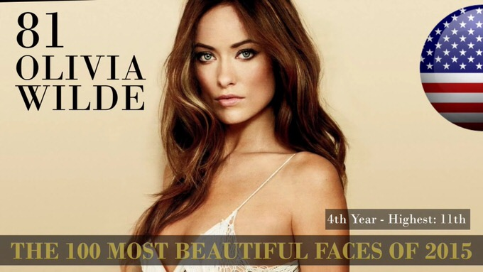 The 100 most beautiful faces 2015 81