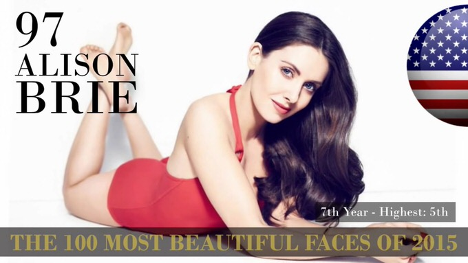 The 100 most beautiful faces 2015 97