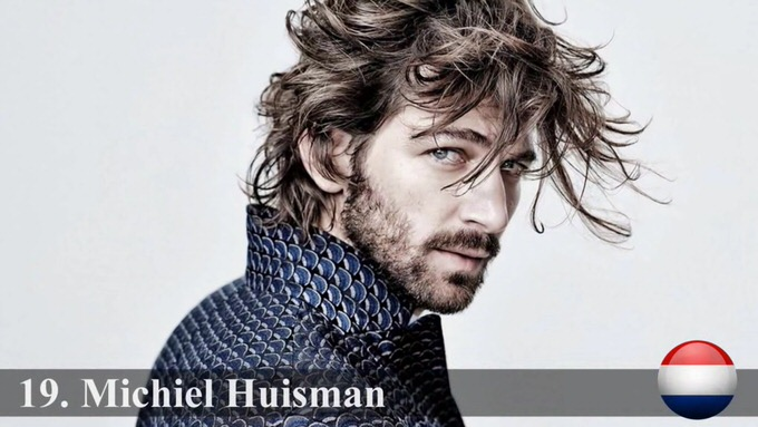 The 100 most handsome faces of 2015 19