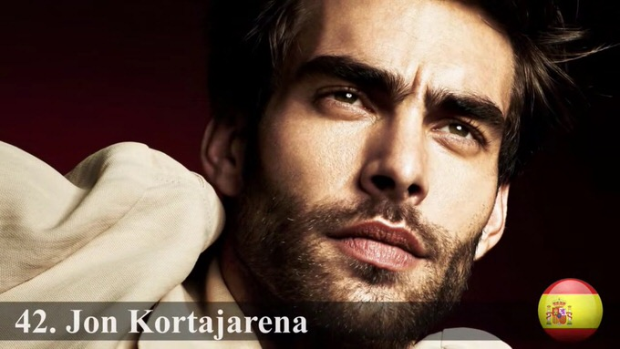 The 100 most handsome faces of 2015 42