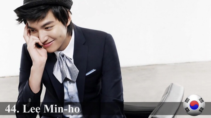The 100 most handsome faces of 2015 44