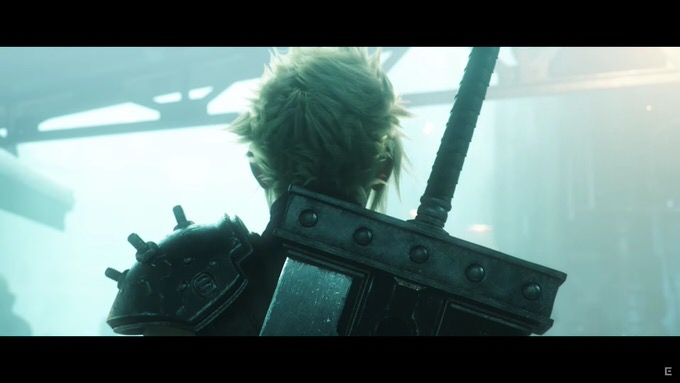 Youtube final fantasy 7 remake 1