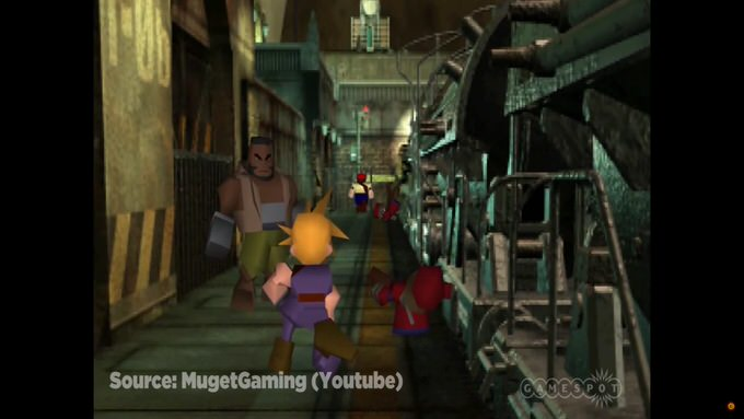 Youtube final fantasy 7 remake 5