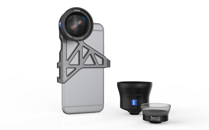 カール・ツァイスからiPhone用レンズが今春発売!広角、マクロ、望遠の3種類!