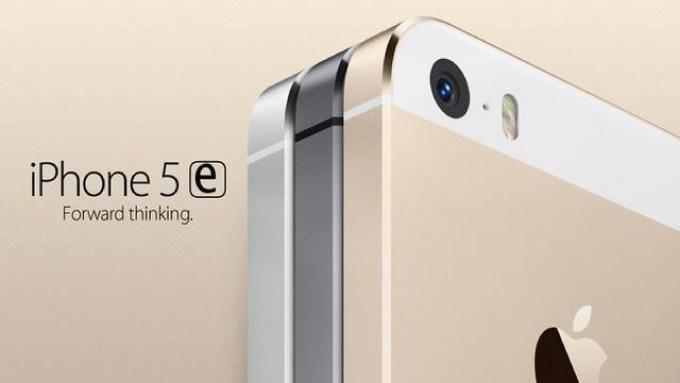 4インチiPhoneの名称は「iPhone 5e」に、デザインはiPhone 5sとほぼ同じでアクセサリーの流用可能に?