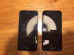 新型4インチ「iPhone 5se」の写真がリーク?!発表は3月14日の週に?