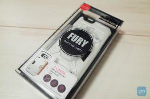 【レビュー】耐衝撃でカードが3枚入ってスタンドにもなるiPhoneケース「FURY」