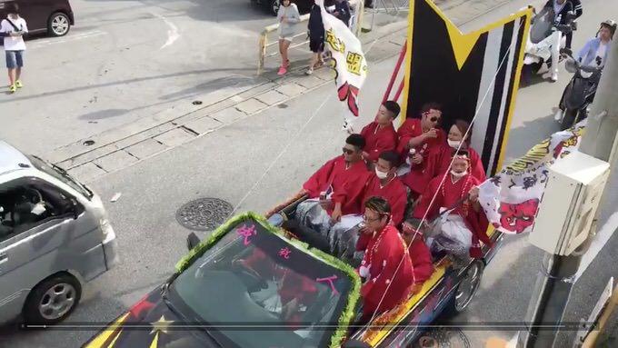 【画像&動画】沖縄の成人式は荒れすぎで逮捕者も!2016年も荒れっぷりがTwitterで話題