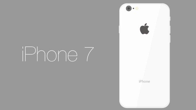 iPhone7は背面がフラットになり、Dラインも消える?!