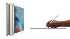 9.7インチ「iPad Pro」、32GB/128GBモデルで価格は599ドルから