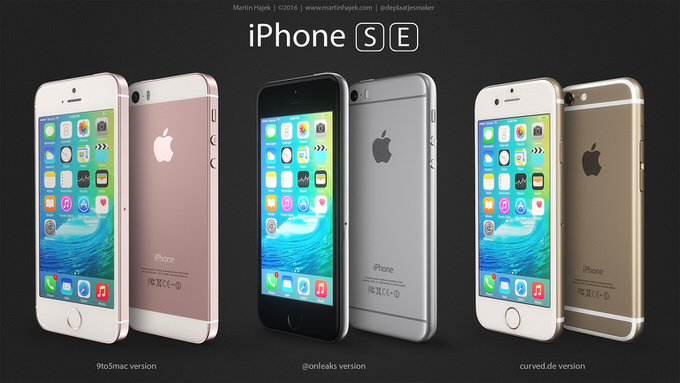 Iphone se rumour 1