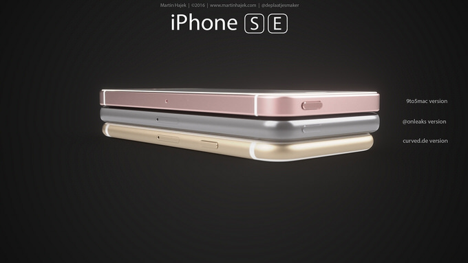 Iphone se rumour 2