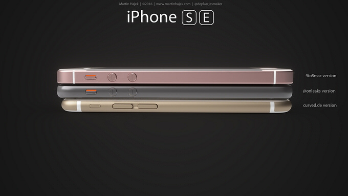 Iphone se rumour 3