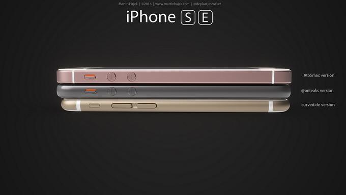 Iphone se rumour 3