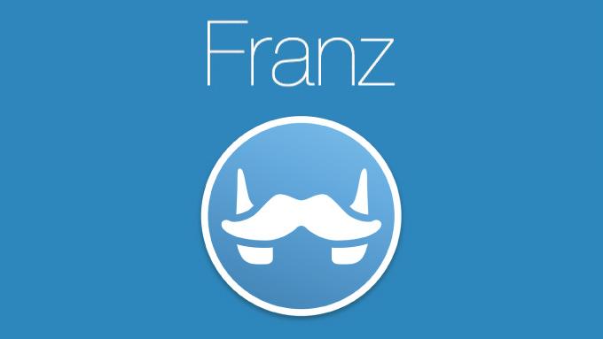 SlackやFacebookメッセンジャーを一元管理できるアプリ「Franz」