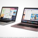 6月末までに発表と噂の、超薄型化されたMacBookのコンセプト画像