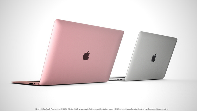 Macbook concept 2
