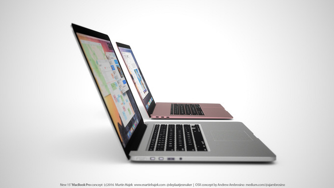 Macbook concept 3