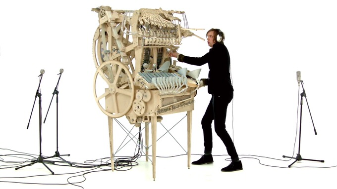 Youtube wintergatan 1