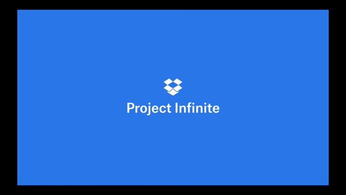 Dropbox project infinite