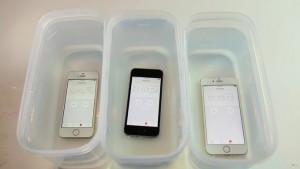iPhone SEは水中に1時間浸かっていても動作、耐水性能はiPhone 6sと同等