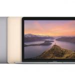 MacBook新モデル発売 ―― 価格はそのまま新CPUで約15%性能向上、バッテリー増加で駆動時間延長、ローズゴールド追加