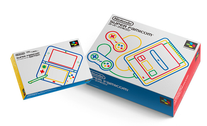 Nintendo 3ds superfamicom 5