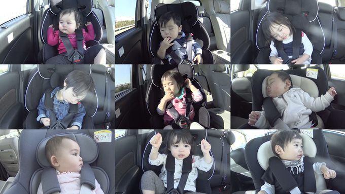 パパママ必見!泣いた赤ちゃんが最短10秒で泣き止む「赤ちゃんのためのドライブミュージック」が凄い