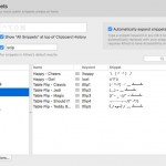 ますます神アプリに!Macの多機能ランチャーアプリ「Alfred」がv3のアップデートでテキストスニペット機能を追加