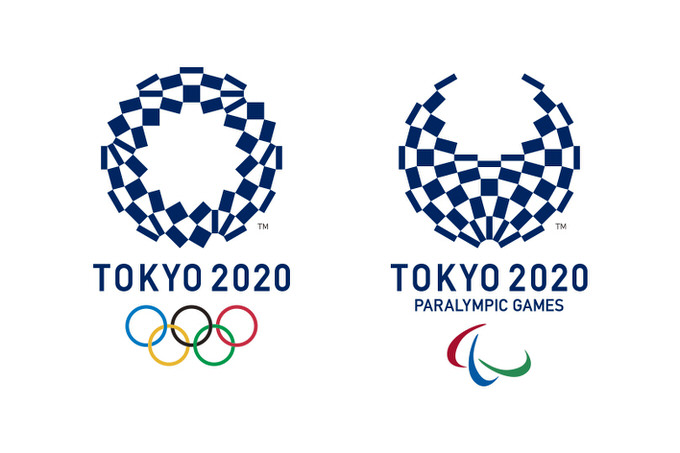 Tokyo olympic emblem