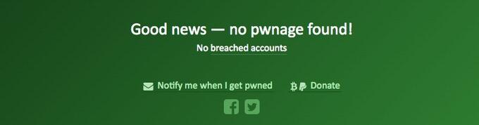 Website have i been pwned 3
