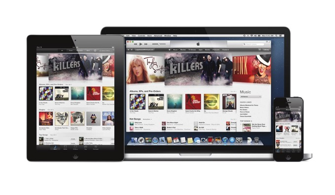 Apple itunes bug