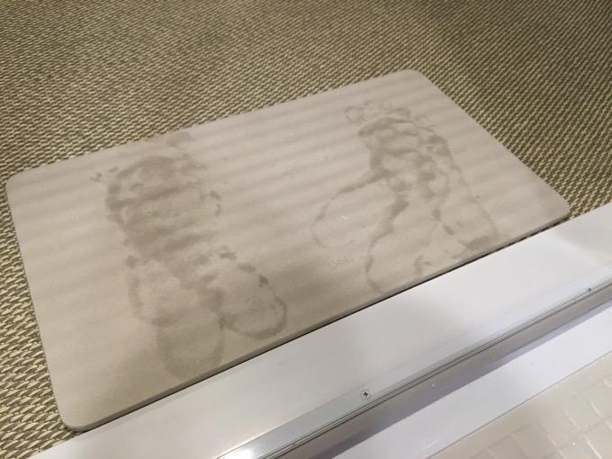 Soil bath mat light 3