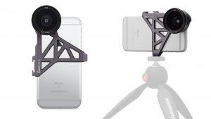 iPhone用カールツァイスの広角レンズ「ExoLens with Optics by ZEISS」が発売開始
