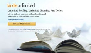 Kindle、980円で55,000冊が読み放題になる「Kindle Unlimited」が8月よりサービス開始