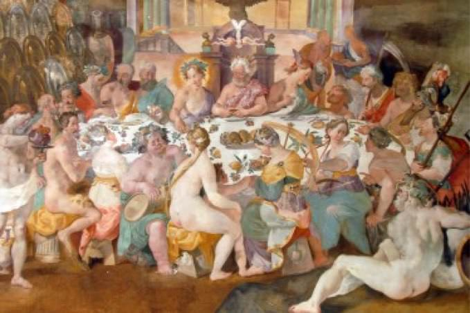 話題の「裸で食べるレストラン」が日本で7月にオープン、予約受付を開始!