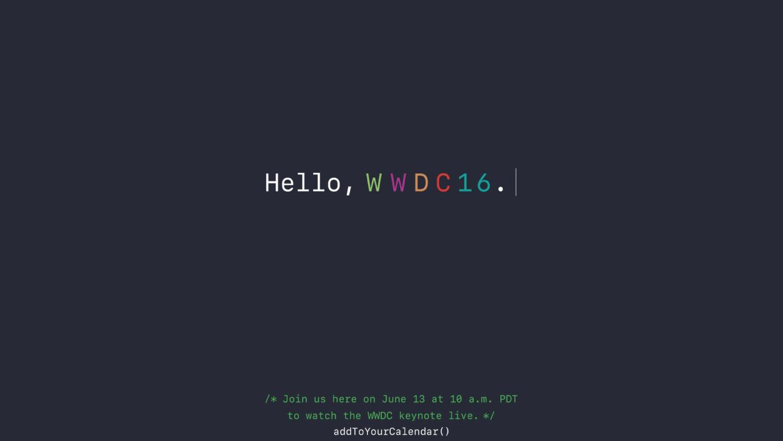 3分でわかる!「WWDC 2016」で予想されている発表内容はコレだ!