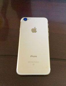 これまでの噂通り!「iPhone 7」ゴールドモデルの実機写真がリーク?