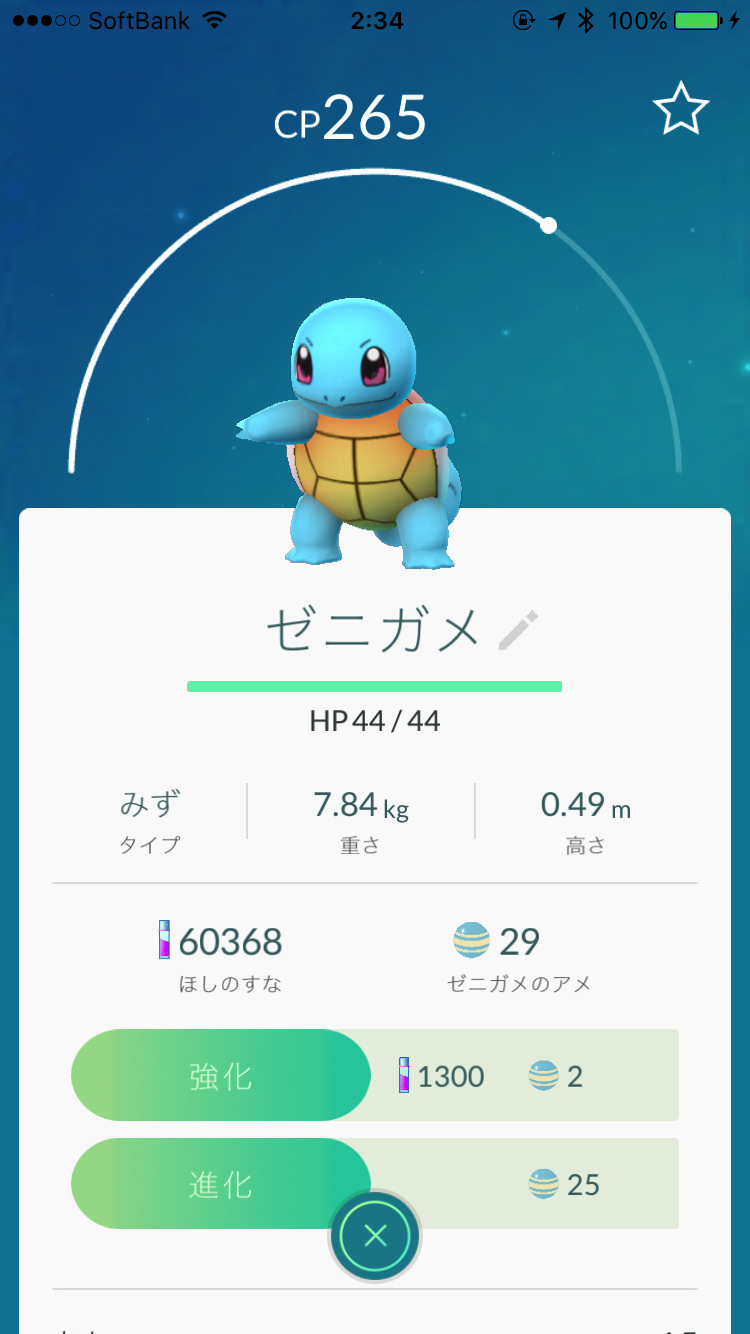 Pokemon go 16