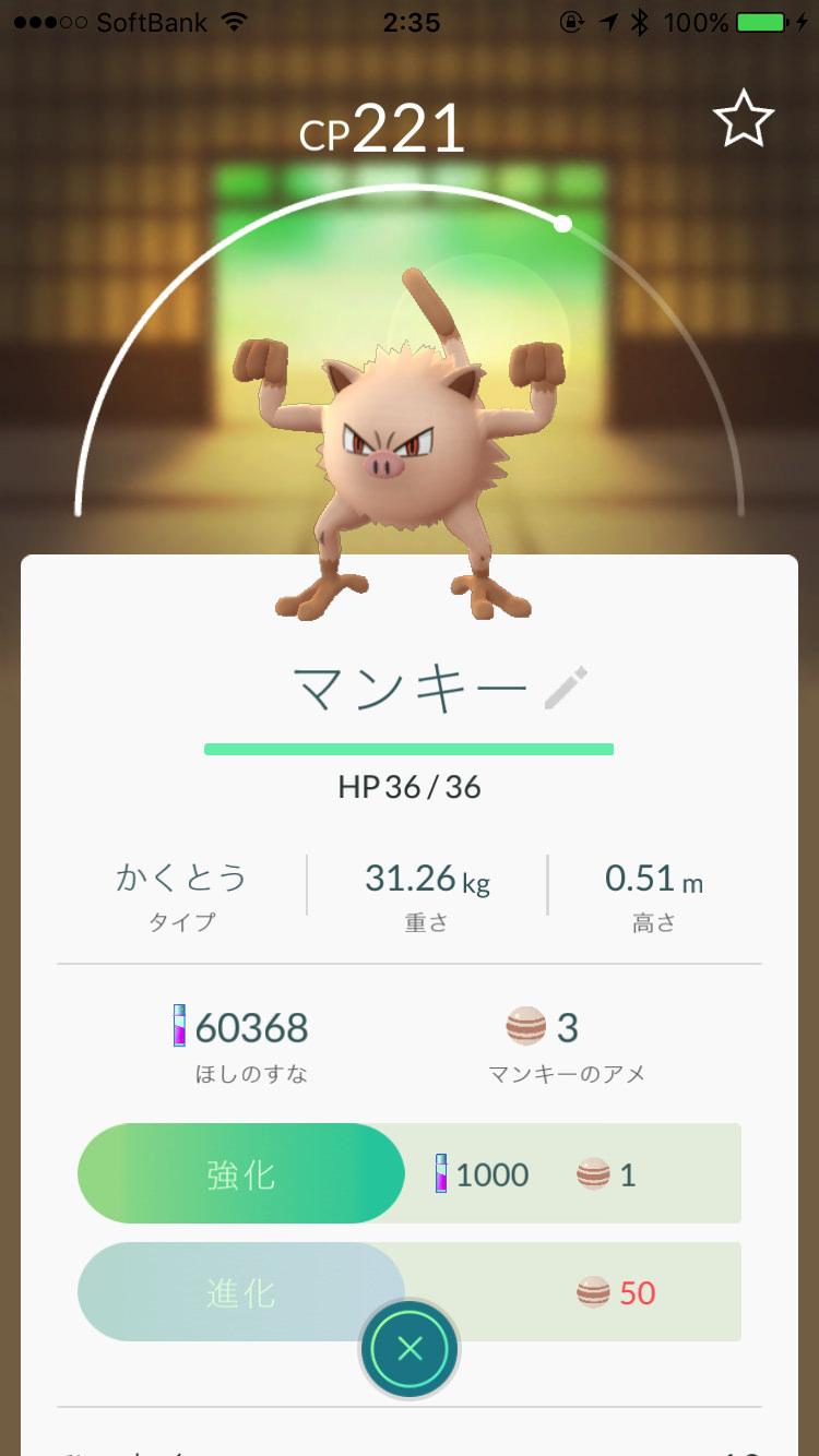 Pokemon go 25