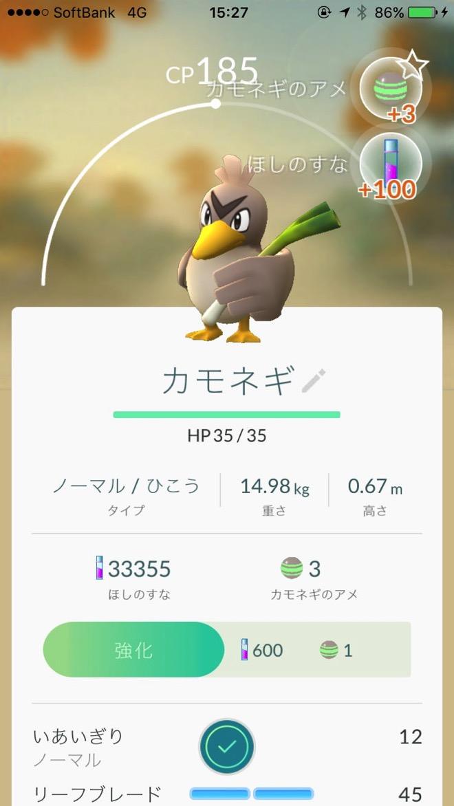 Pokemon go 30
