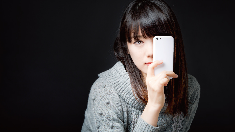 Smartphone secret filming
