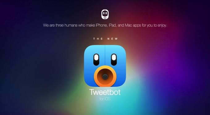 半額!iPhoneとMacで人気のTwitterアプリ「Tweetbot」が過去最安値に