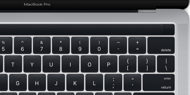 Apple pay magic toolbar