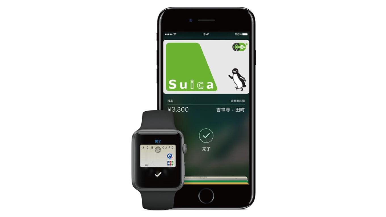 iPhone 7で「Suica」10月25日より開始か ―― Apple Pay対応のiOS 10.1が配信にあわせ