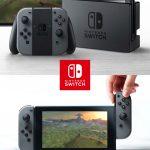 任天堂が次世代ゲーム機「Nintendo Switch」を発表!「スプラトゥーン」など新作注目タイトルも?