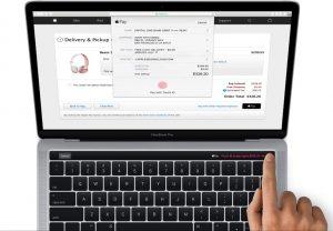新型「MacBook Pro」の画像が公式から流出!タッチ式のツールバー&「Touch ID」はほぼ確定