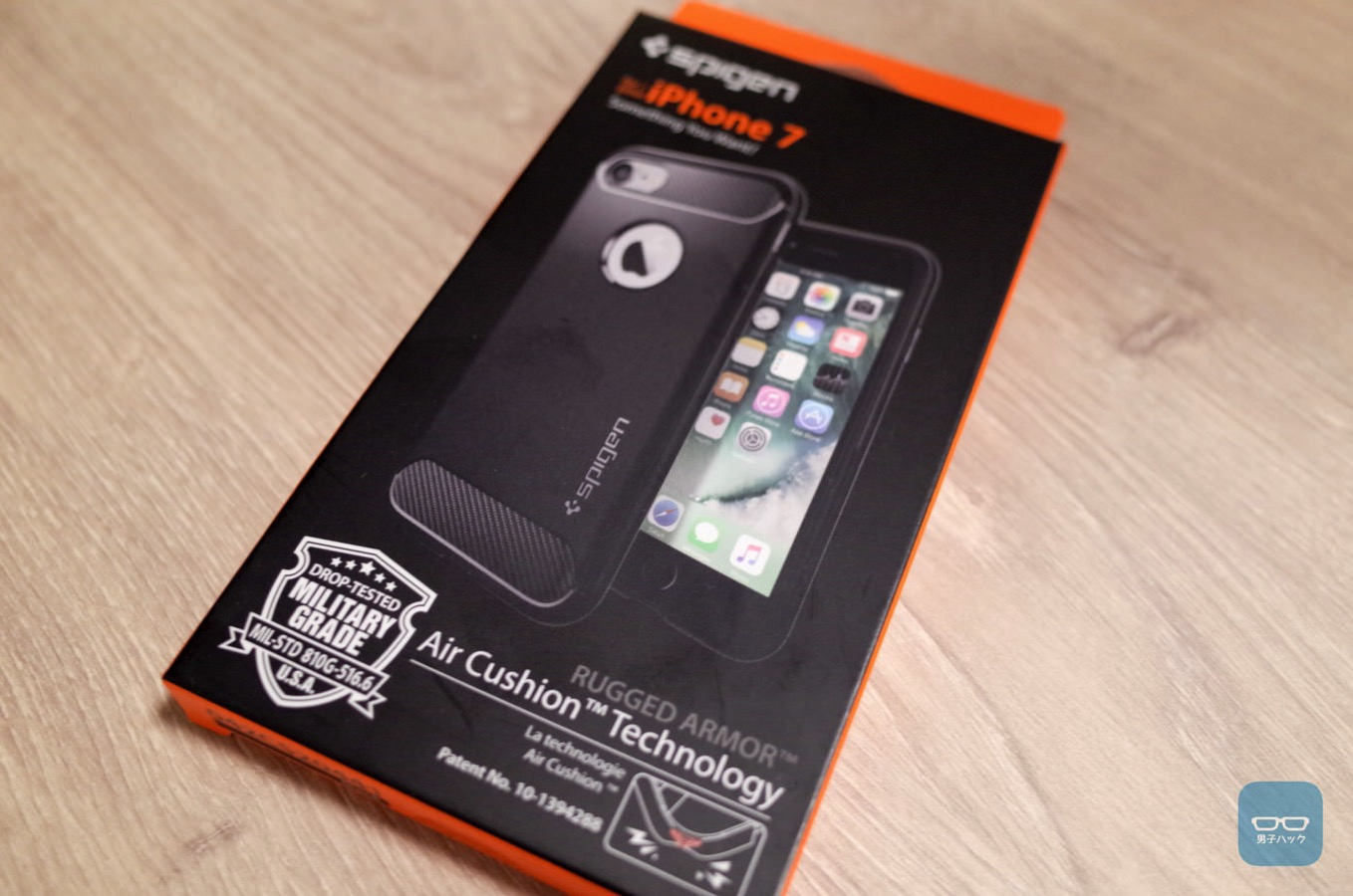 Spigen iphone7 tough 1