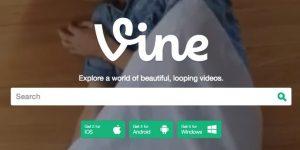 Twitter、「Vine」をサービス終了へ ―― 投稿した動画は今後ダウンロードが可能に